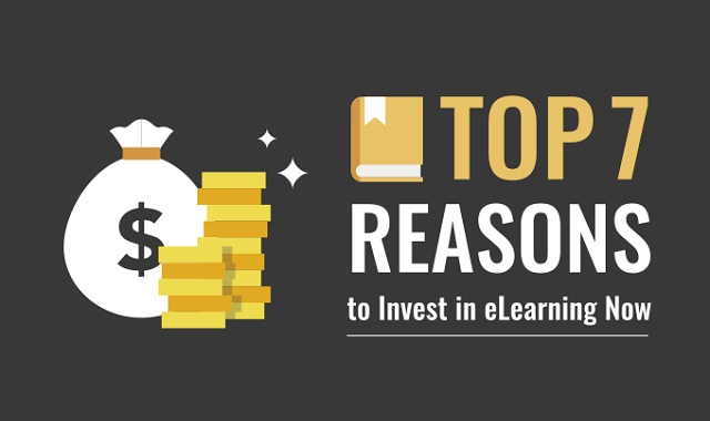 Top 7 Reasons to Invest in eLearning Now