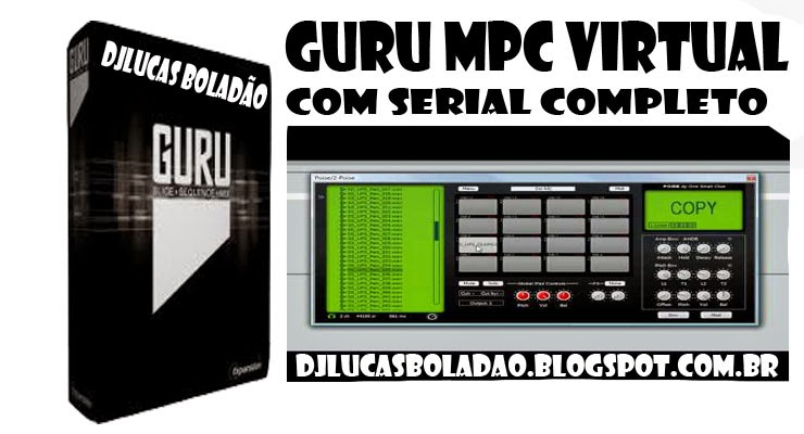 guru mpc virtual serial gratis