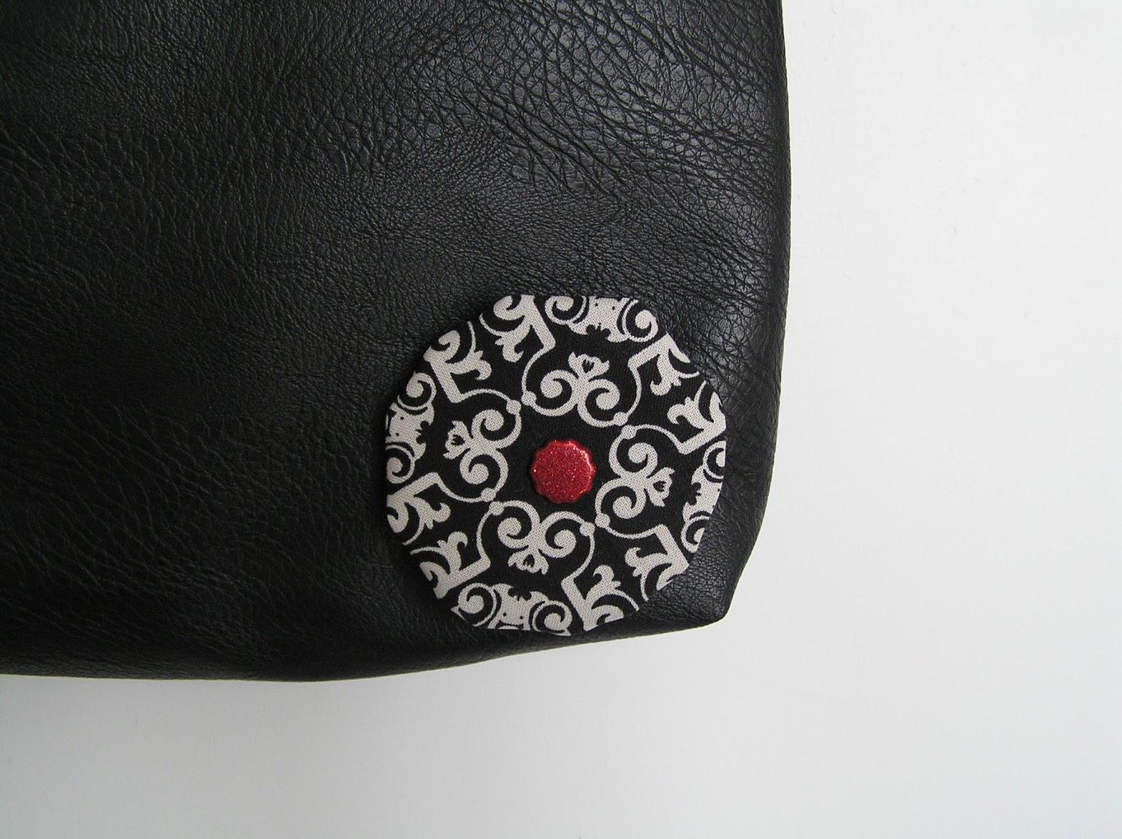Smicka dekor: kabelka z dm
