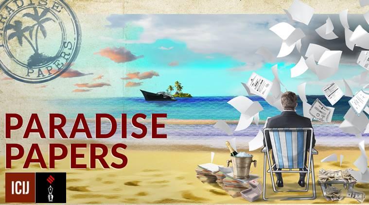Paradise Papers, Dokumen Rahasia Kekayaan Elite Dunia