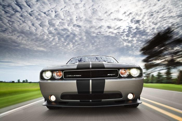 2012 Dodge Challenger Srt8 392 Comes Back With A Hemi V 8