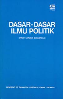 Buku Dasar-dasar Ilmu Politik