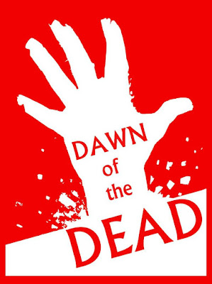 Zombi - Dawn Of The Dead (cartolina da collezione)