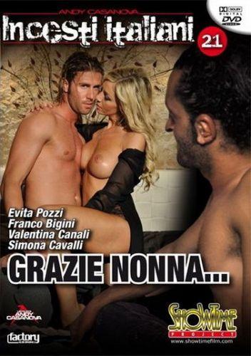 Incesti italiani 21 Grazie Nonna (2010)