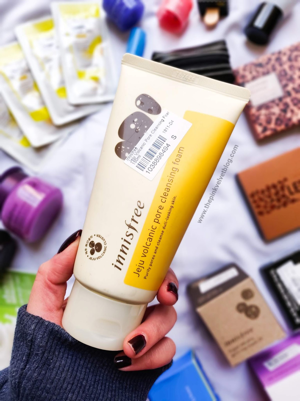 YesStyle Shopping Haul and Experience | YesStyle Shopping Haul and Experience | Korean Beauty Cosmetics from YesStyle - Innisfree Jeju Pore Cleansing Foam