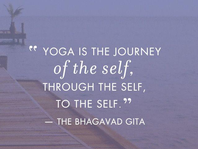The Bhagavad Gita Yoga Krishna