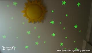 Techo de estrellas por Ernesto Aragón