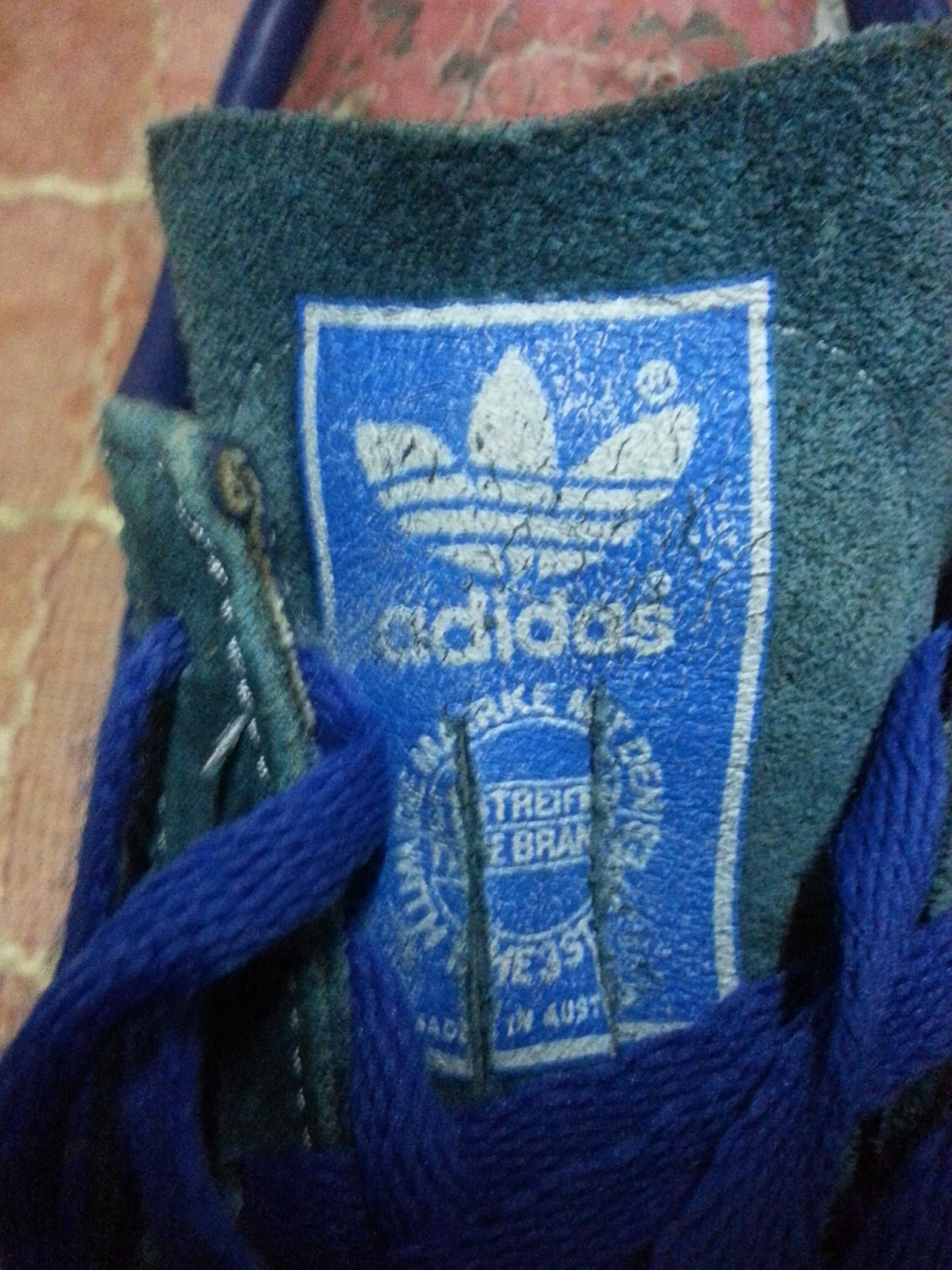 Tom Bundle Kasut Adidas Jeans Made In Austria