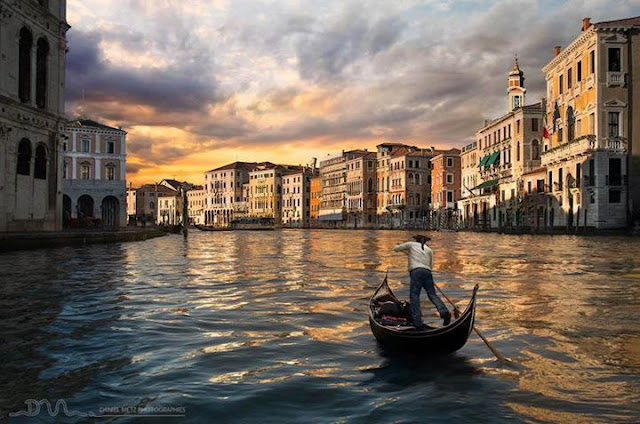Country & Tourism, The charm of Venice - Italy !