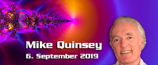 Mike Quinsey – 6. September 2019