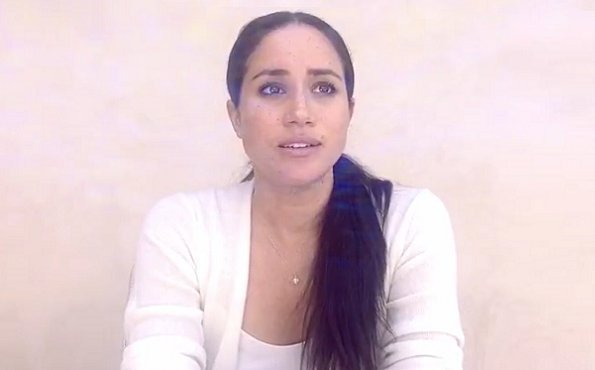 Meghan Markle released a video message for students graduating from her former high school Immaculate Heart High School in Los Angeles