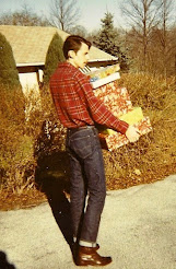 Ron Bearing Christmas Gifts - 1972