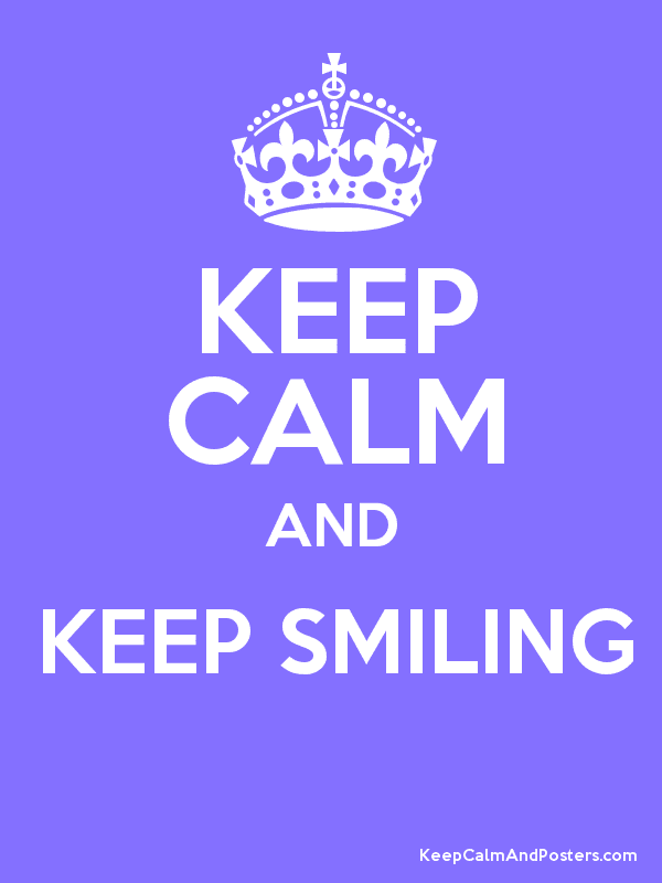 keep smile quotes