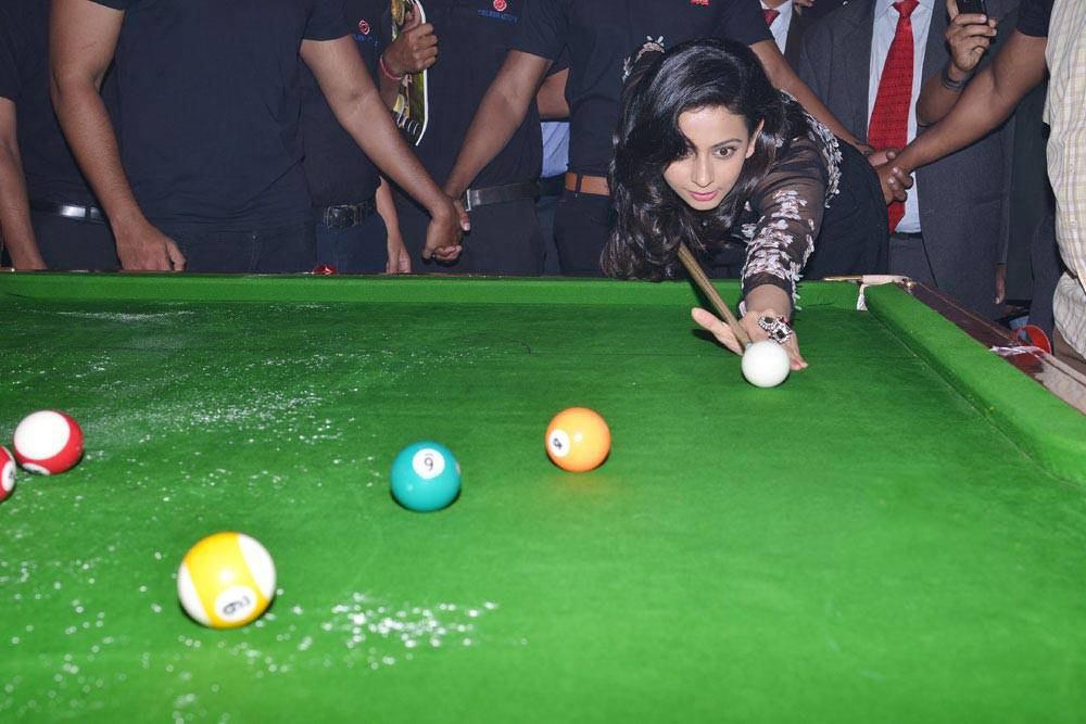 Rakul Preet Singh Playing Stills In Black Dress