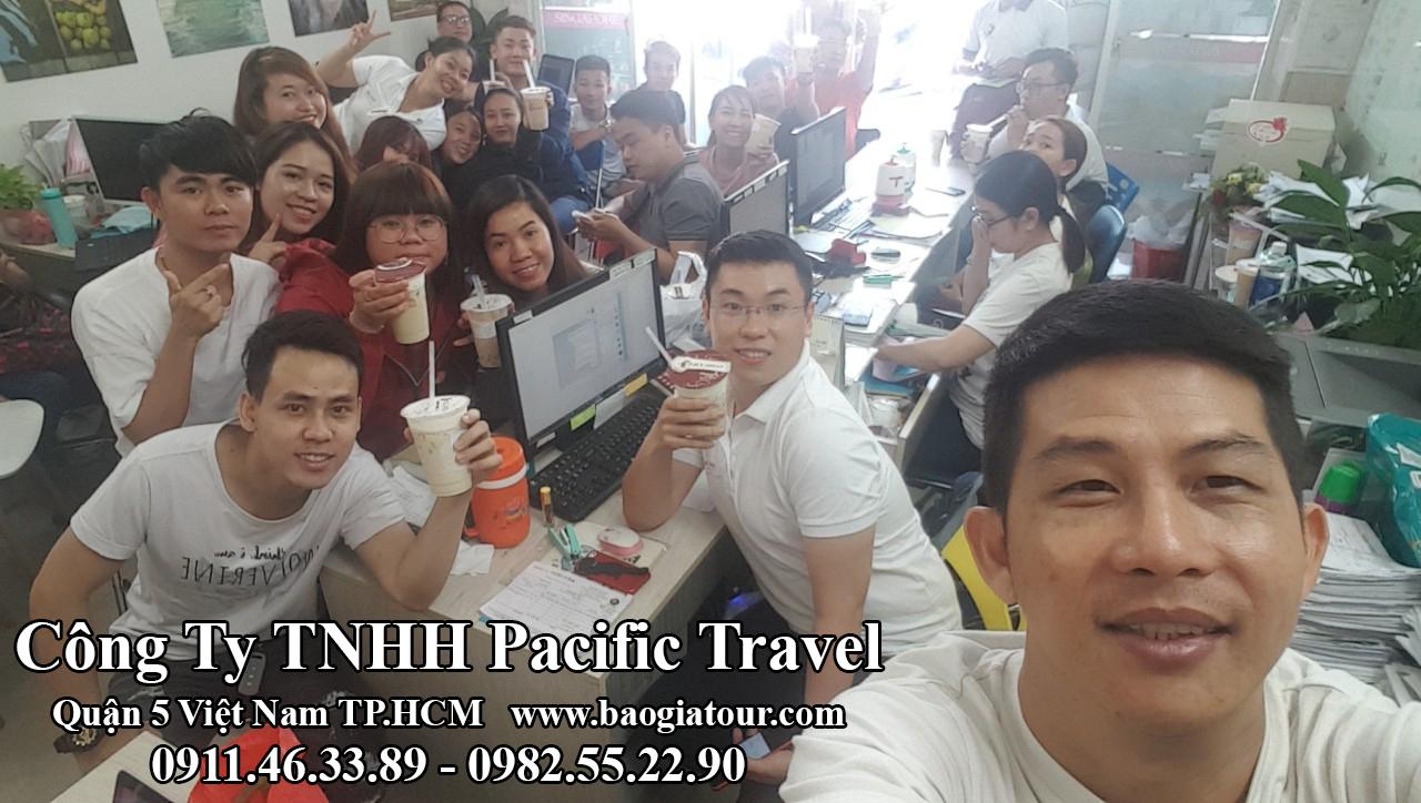 Công Ty TNHH Pacific Travel Quận 5 Việt Nam TP.HCM