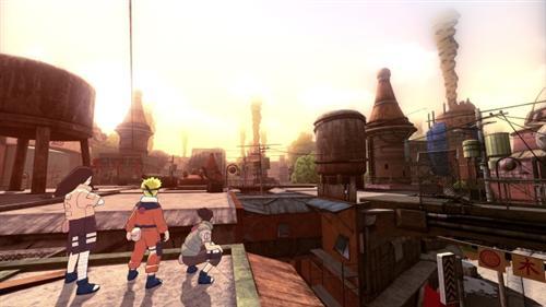 صور لعبة ناروتو للاندرويد Naruto في قتال شوارع نيويورك