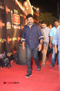 Chiranjeevi Stills at Gemini TV Puraskaralu Event  0023.JPG