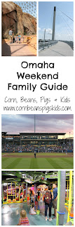 Make your #OmahaWeekend plans for your Family with this 3 Day Guide