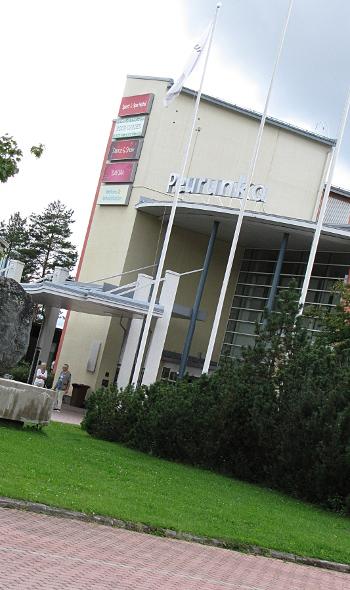 Peurungan Kylpylä Kylpylähotelli Peurunka