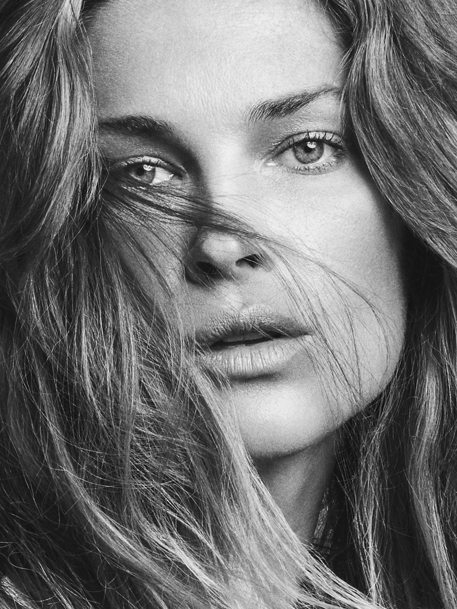 Erin Wasson in Telva April 2016 (photography: Tomas de la Fuente, styling: Gabriela Bilbao)