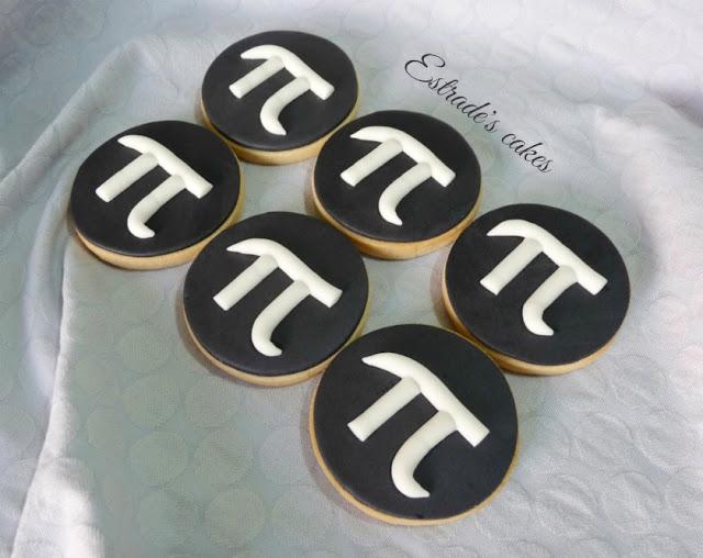 galletas de la letra pi 3
