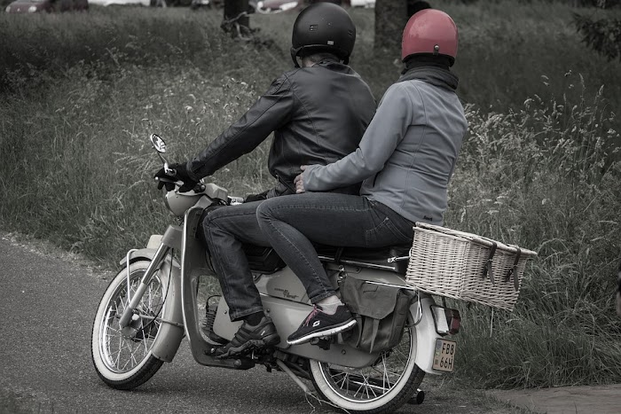 Cheaper Motorbike or Scooter Taxi Service in Ubud Bali