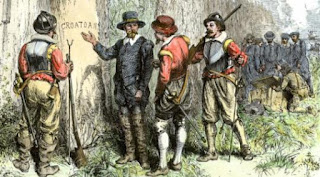 Koloni Roanoke | 6 artikel Wikipedia yang Bikin Merinding
