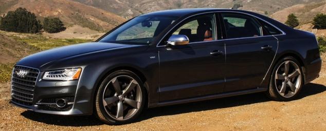 2018 Audi S8 Release Date