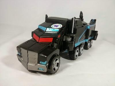 Transformers Adventure TAV13 Nemesis Prime