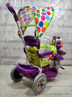 Sepeda Roda Tiga Royal RY7782C Baby Joy Tupai