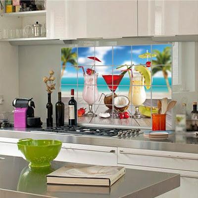 Idei decorative pentru bucatarie si casa