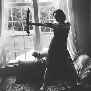 Practicando Archery