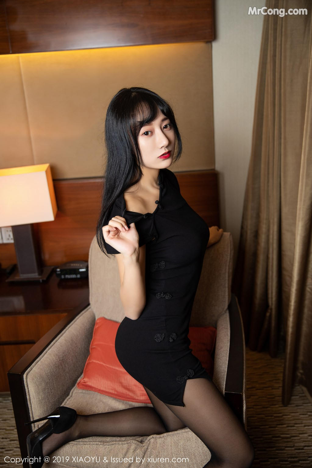 Image XiaoYu-Vol.145-He-Jia-Ying-MrCong.com-046 in post XiaoYu Vol.145: He Jia Ying (何嘉颖) (68 ảnh)