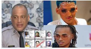 Policía dominicana apresa aquí a sicarios que eran buscados por la muerte de Kevin Fret, el cantante que extorsionaba a Ozuna con el video. Mira quienes son los tipo..