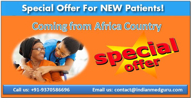 Special Offer for African Patients Coming for Fibroid Surgery in India