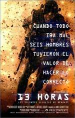 13 horas Los soldados secretos de Bengasi (2016) DVDRip Latino