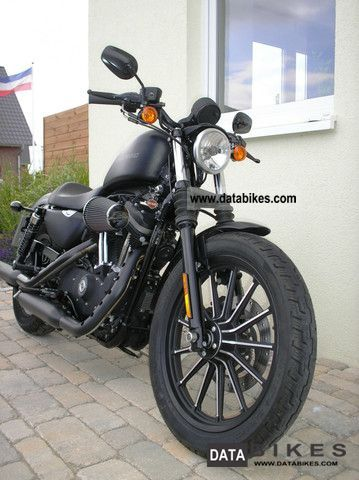 Harley Davidson Screamin XL 883 N Iron Eagle 2009