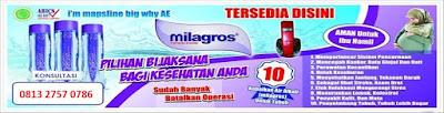 √ Harga Milagros di Kampung Tengah ⭐ ✅ WhatsApp 0813 2757 0786