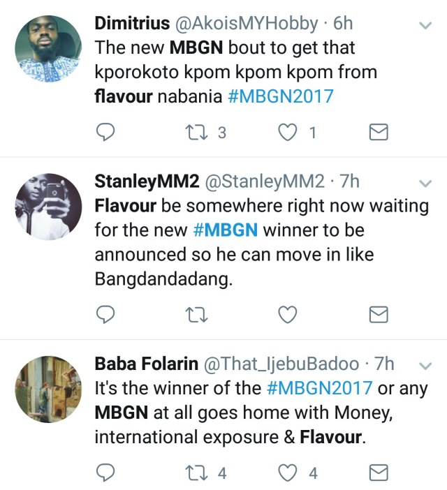 jggs #MBGN2017: Nigerians On Twitter Troll Flavour Over New MBGN Queen