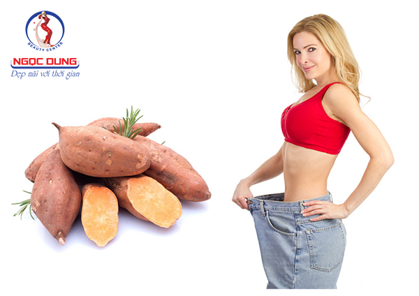Bật mí cách giảm cân hiệu quả với khoai lang