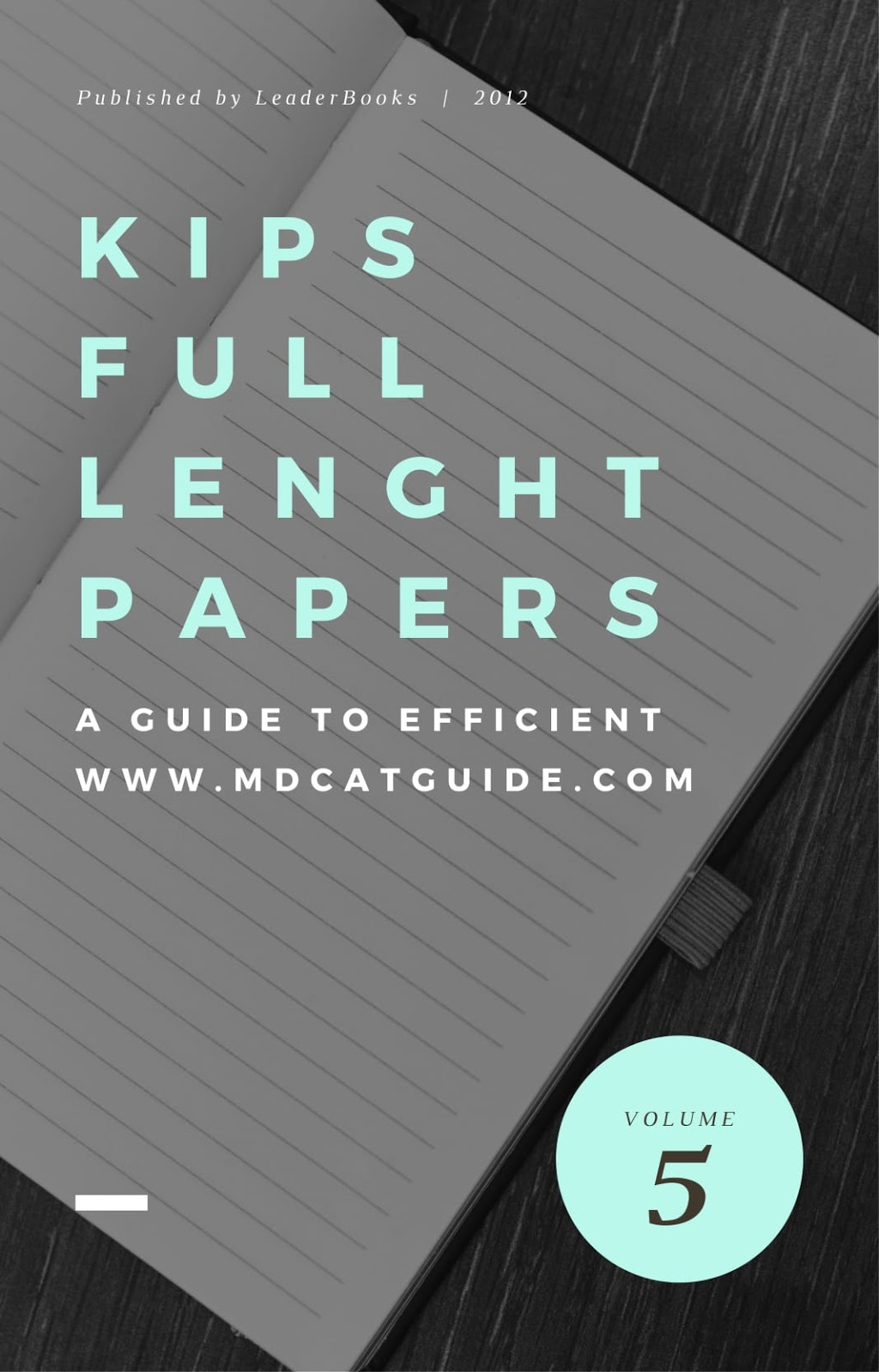 KIPS Mdcat All Full Lenght Papers | with Answer Key | MDCAT