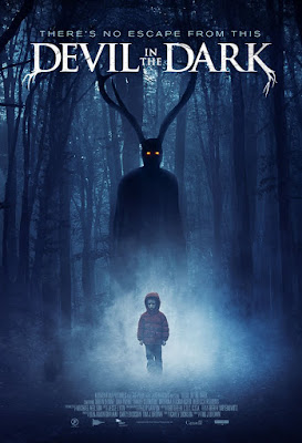 Devil in the Dark Poster