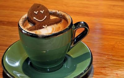 cafe con galleta ·conlosochosentidos.es