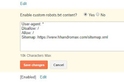 Cara Mengatasi Indexed, though blocked by robots.txt