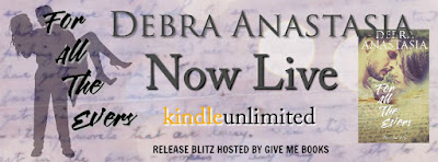 For All the Evers by Debra Anastasia Release Review + Giveaway