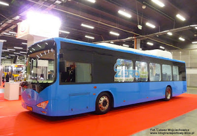 BYD K9, TransExpo 2013
