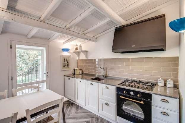 Beautiful things are love and dreams pequena e confort vel casa r stica - Cucina in muratura costo al metro ...