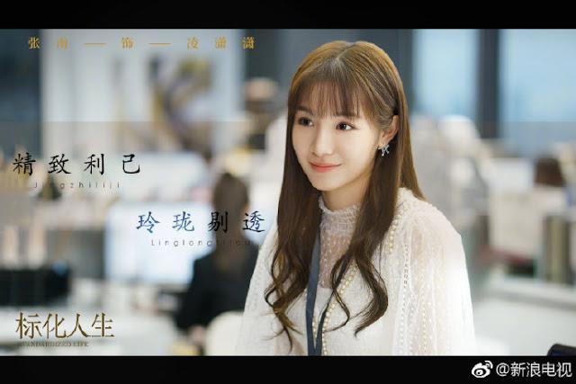Standardized Life cdrama Zhang Nan