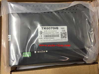 Nhà phân phối sản phẩm màn hình HMI Weinview 7 inch TK6070iQ
