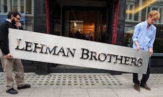 2008 ABD Finansal ekonomik krizi Lehman Brothers'in iflasıyla hafızalara kazımıştı.